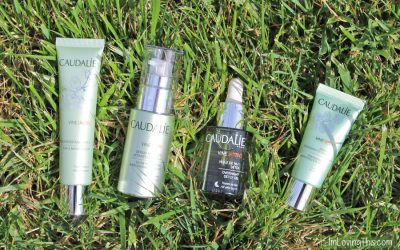 My Review of the Caudalie VineActiv Range