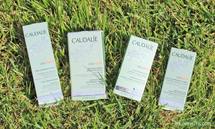 Caudalie VineActive Review
