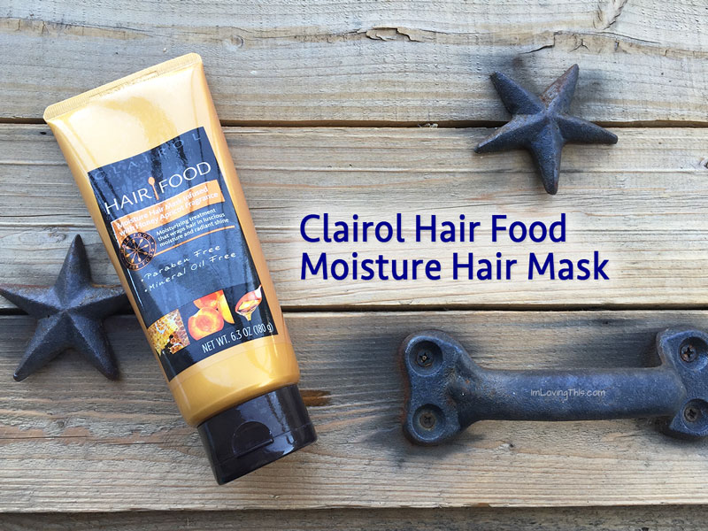 Clairol Hair Food Moisturizing Hair Mask