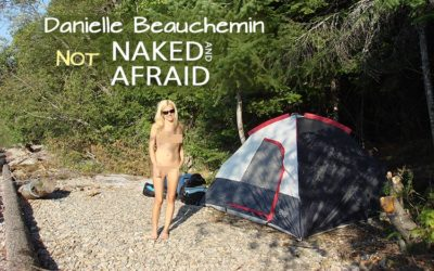 Was I on Naked and Afraid?!