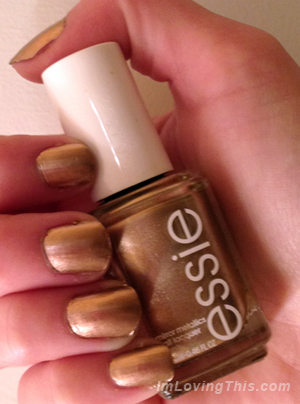 Essie Penny Talk Swatch & Review