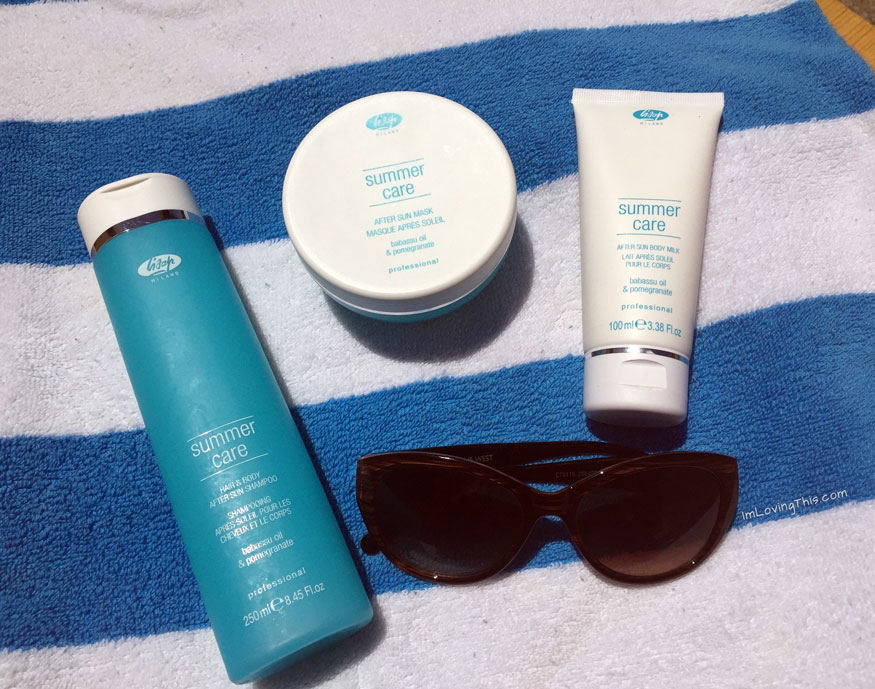 Lisap Summer Care Hair and Body
