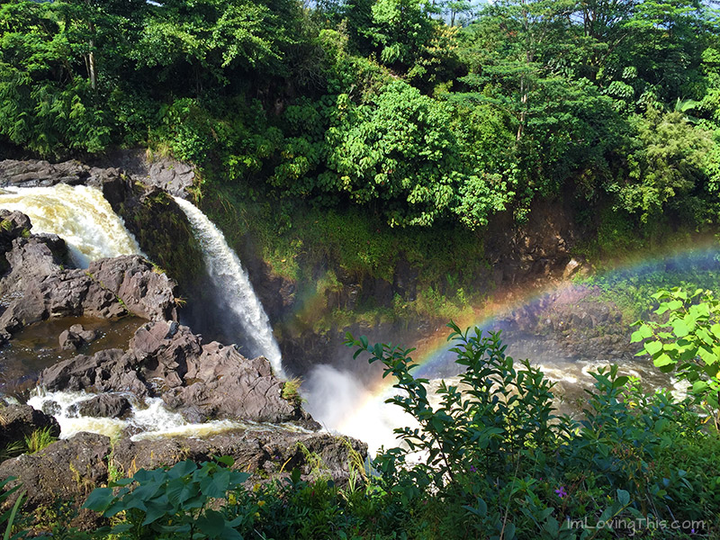 Rainbow Falls Hilo Hawaii The Big Island Waterfalls