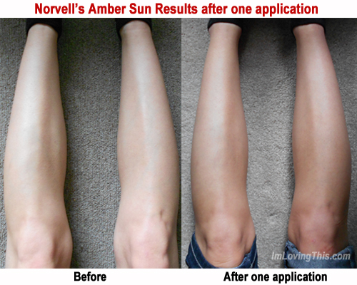 I'm Loving This… Amber Sun by Norvell Self Tanning Aerosol
