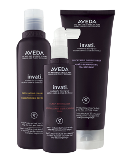free aveda invati sample
