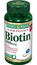My Experience with Biotin