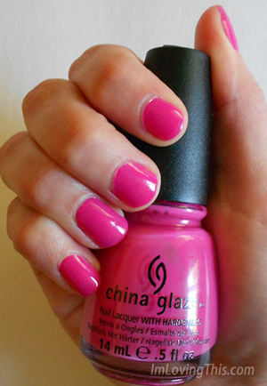 china glaze rich and famous swatch