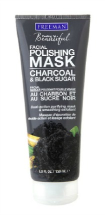Freeman Feeling Beautiful Facial Polishing Mask Charcoal & Black Sugar Review