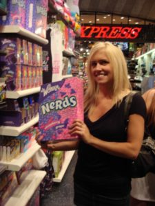 Giant box of Nerds