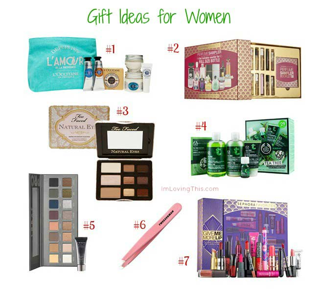 Christmas gift ideas for her pinterest Ideas for womens christmas gifts under 25