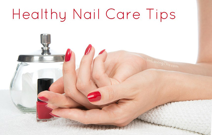 Healthy Nail Care Tips