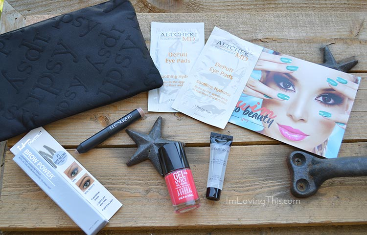 Ipsy Glam Bag June 2015