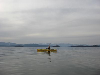 Kayaking Idaho
