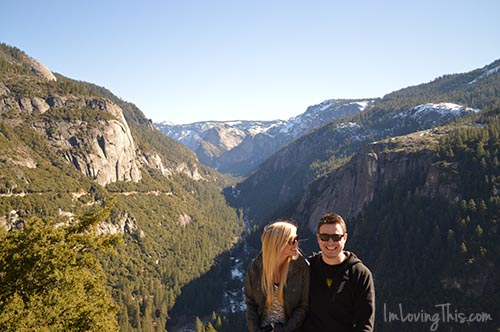 Trip to Yosemite National Park