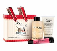 philosophy cookie exchange gift set