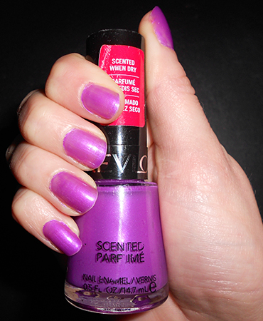Revlon Grape Icy Review