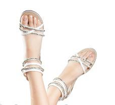 How to Break in New Sandals