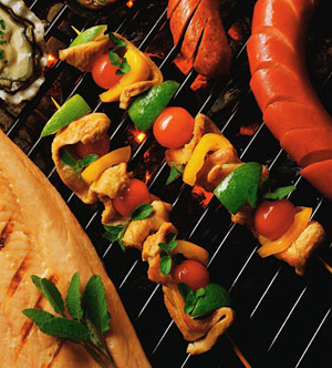 How to Make Shish Kebobs
