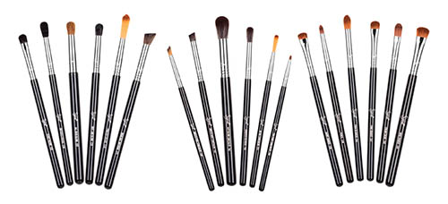 sigma advanced artistry brushes