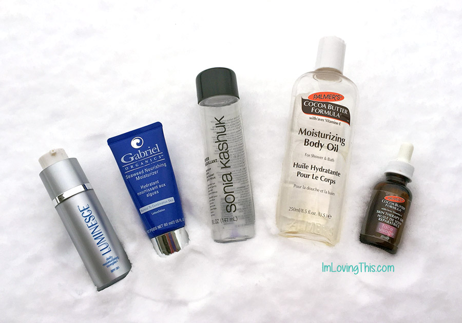 Skin Care Empties and Review