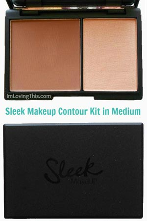 Sleek Makeup Contour Kit in Medium Review