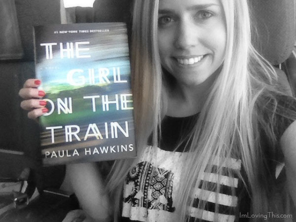 The Girl on The Train – VIA RAIL