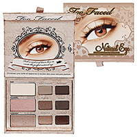 toofaced natural eye palette