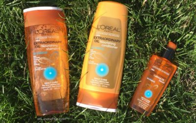 L'Oreal Paris Advanced Haircare Extraordinary Oil Line Review
