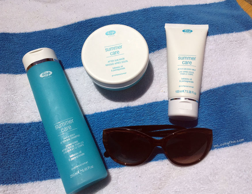 Lisap Summer Care Hair and Body Review