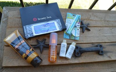 Target's Beauty Box