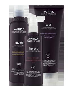 Free Aveda Invati Sample Duo
