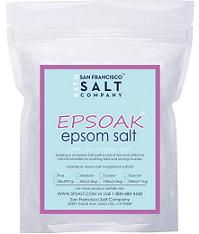 7 Ways to Use Epsom Salts