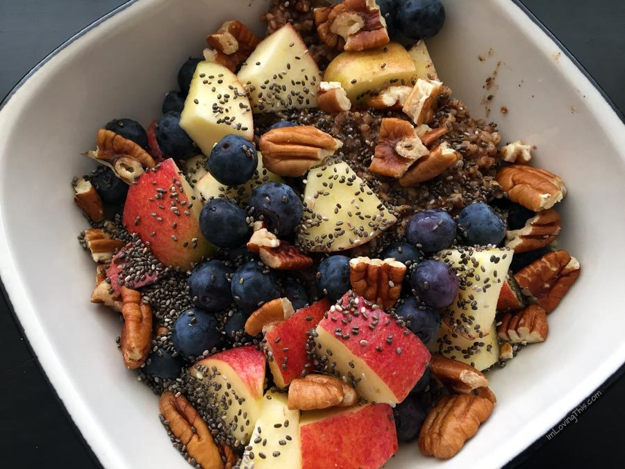 Delicious Healthy Oatmeal Breakfast Recipe