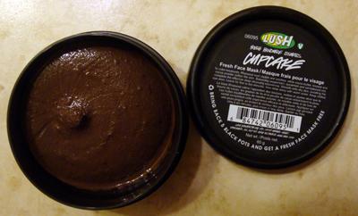 I'm Loving This… Lush Cupcake Mask