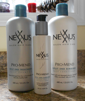 Nexus Pro Mend Shampoo & Conditioner Review