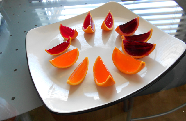 Orange Slice Jello Shots Recipe