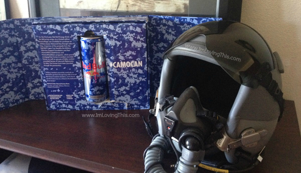 Red Bull Limited Edition Camo Can