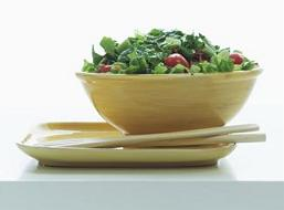 How to Cheat the Salad Bar