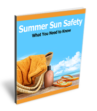 Summer Sun Safety