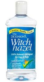 8 Uses for Witch Hazel